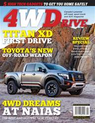 Four Wheel Drive issue Vol 18 Issue 1