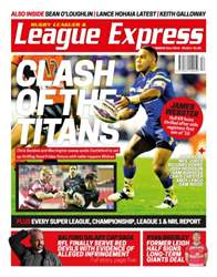 League Express issue 3011