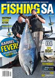 Fishing SA issue Fishing SA Apr/May 2016