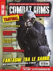 COMBAT ARMS aprile maggio 2016 issue COMBAT ARMS aprile maggio 2016