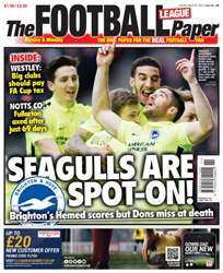 The Football League Paper issue 20th March 2016