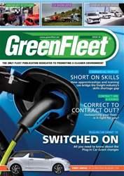 GreenFleet Magazine issue GreenFleet 92