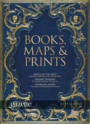Antiques Trade Gazette issue Books, Maps & Prints