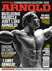 Muscle Insider Magazine issue April/May 2016