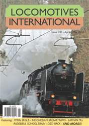 Locomotives International issue Issue 101 - April May 2016