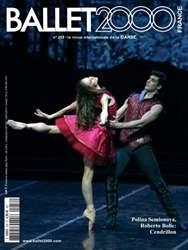 BALLET2000 Édition France issue BALLET2000 n°258