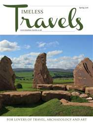 Timeless Travels issue Spring 2016