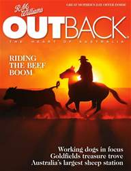 OUTBACK Magazine issue OUTBACK 106