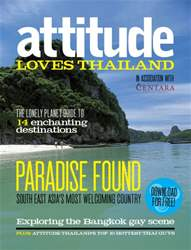 Attitude issue Attitude loves Thailand