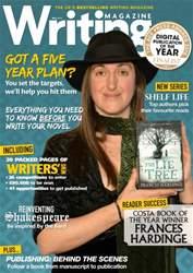 Writing Magazine issue May 2016