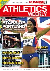 Athletics Weekly issue 24/03/2016