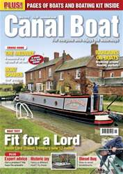 Canal Boat issue May-16