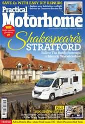 Practical Motorhome issue  June 2016