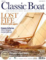 Classic Boat issue May 2016