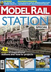 Model Rail issue May 2016