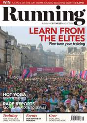 Running issue No. 189 Learn From The Elites