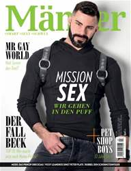 MÄNNER issue Männer 04.16 April