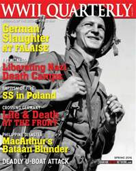 WWII Quarterly issue Spring 2016