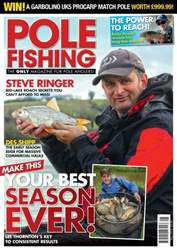 Pole Fishing issue May 2016