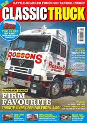 Classic Truck issue No. 25 Firm Favourite