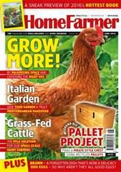Home Farmer Magazine issue June 2016 issue
