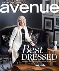 Avenue Calgary issue April 2016