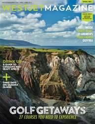 WestJet Magazine issue April 2016