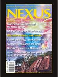 Nexus Magazine issue Apr-May 2016