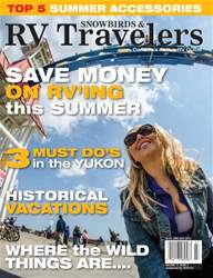 Snowbirds & RV Travelers issue Jun/Jul 16 Volume 13 Issue 3