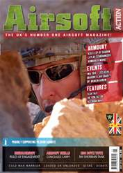 Airsoft Action issue May 2016