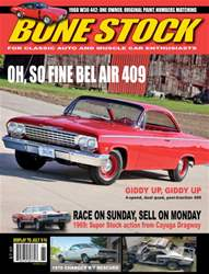 Bone Stock issue Spring 2016
