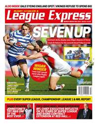 League Express issue 3012