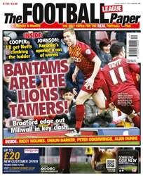 The Football League Paper issue 27th March 2016