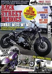Back Street Heroes issue 391 November 2016