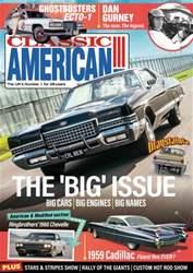 Classic American Magazine issue 305 September 2016