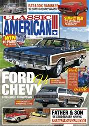 Classic American Magazine issue 307 November 2016
