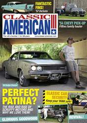 Classic American Magazine issue December 2016