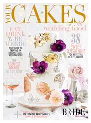 Bride To Be issue Cakes & Wedding Food 2016/17 (Volume 21)