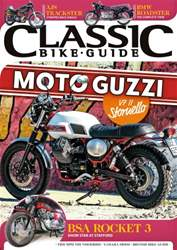 Classic Bike Guide issue August 2016