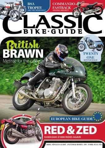 Classic Bike Guide Preview 1