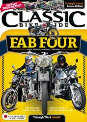 Classic Bike Guide issue December 2016