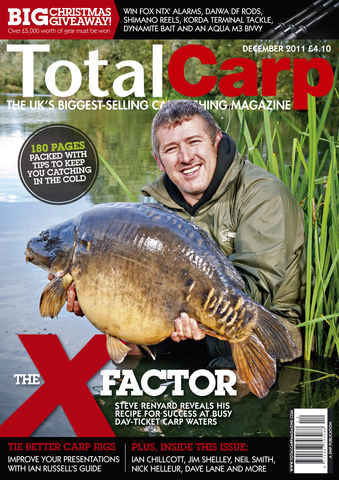 Total Carp issue December - 2011