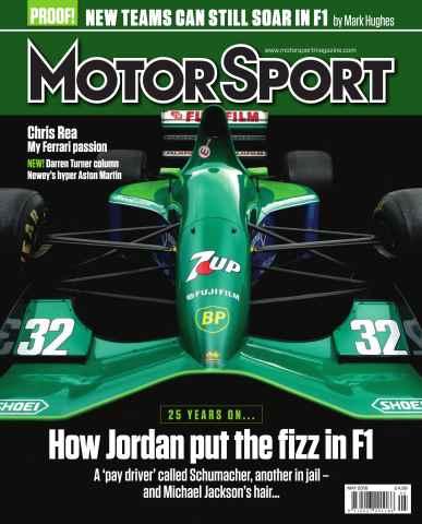Motor Sport Magazine issue May 2016