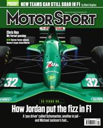 Motor Sport Magazine issue May 2016