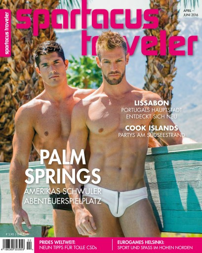 Spartacus Traveler - Gay Travel Magazine