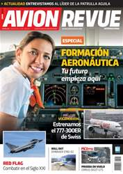 Avion Revue Internacional España issue Número 406