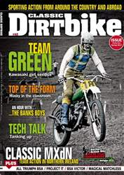 Classic Dirt Bike issue Issue 42