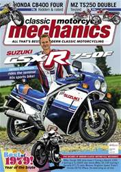 Classic Motorcycle Mechanics issue November 2016