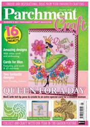 Parchment Craft issue May 2016