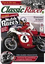 Classic Racer issue November - December 2016